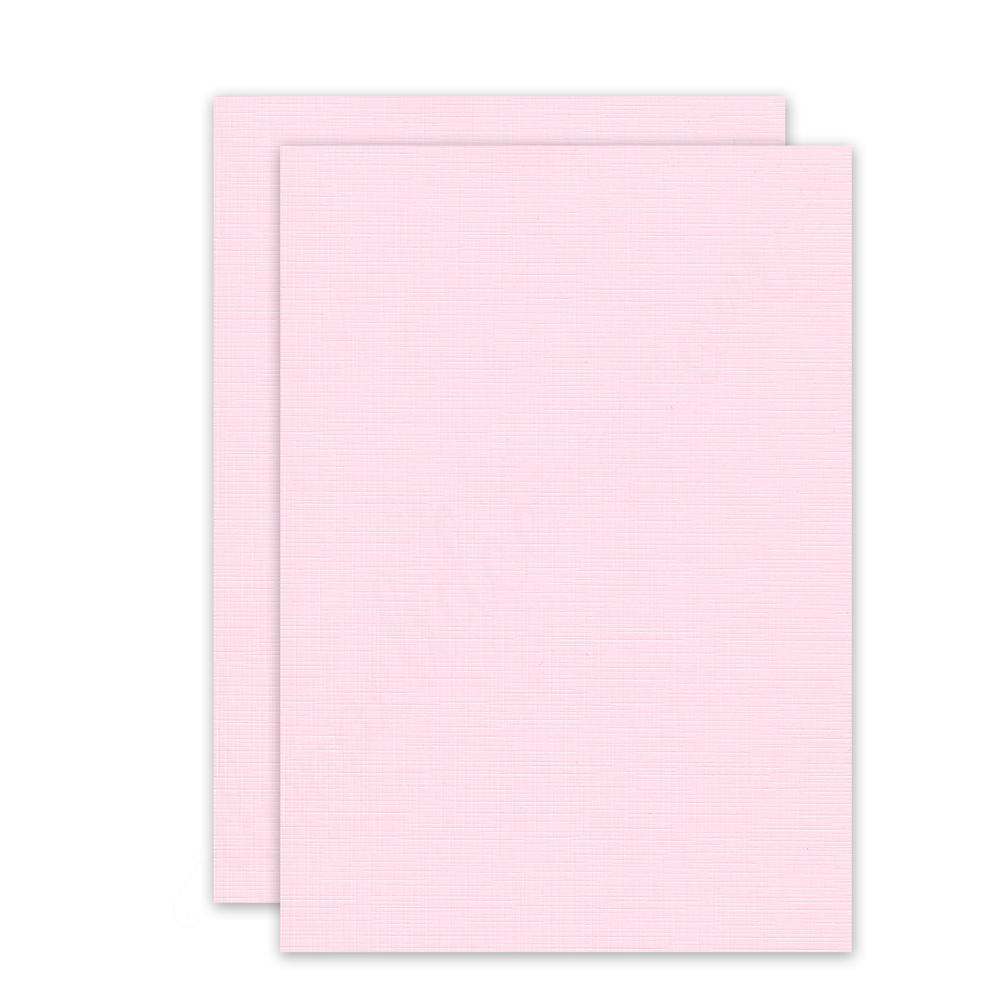 High Quality Leinen Weiß 246g  Strukturpapier Leinenpapier  DIN A4  Prägung 100